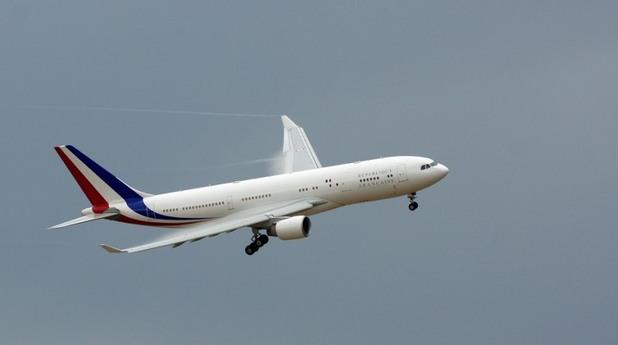 Airbus A330-200, Франция