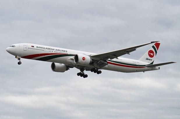 Boeing 777-300ER, Бангладеш