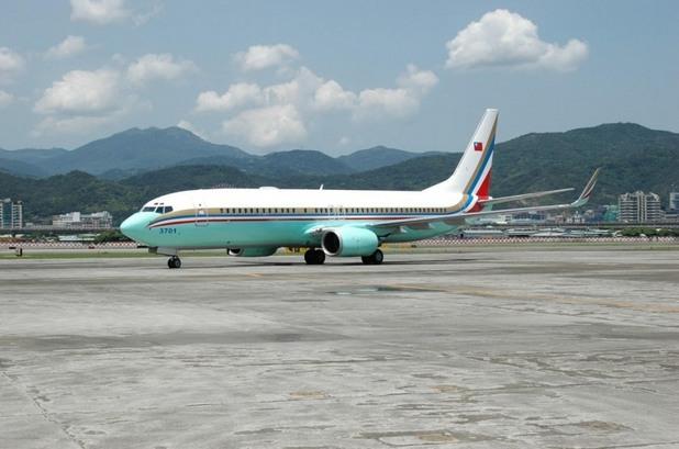 Boeing 737, Тайван