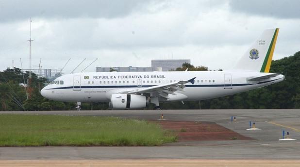 Airbus A319, Бразилия