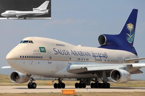 Boeing 747, Саудитска Арабия