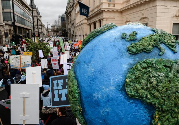 среща за климата париж, лондон