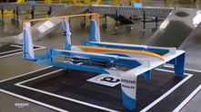 амазон дрон
