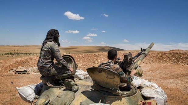 Война в Сирия
