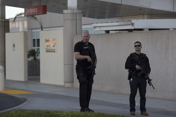 Стрелба в Калифорния