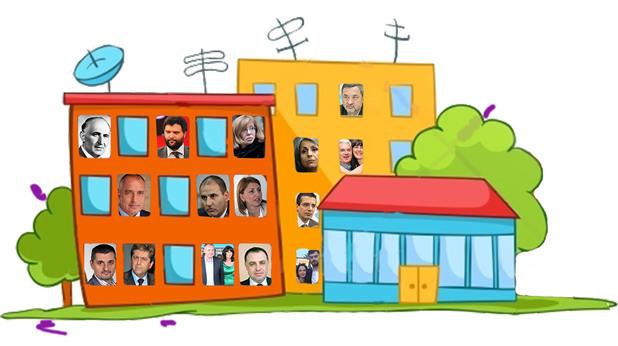 Каки, батета и татовци на българската политика