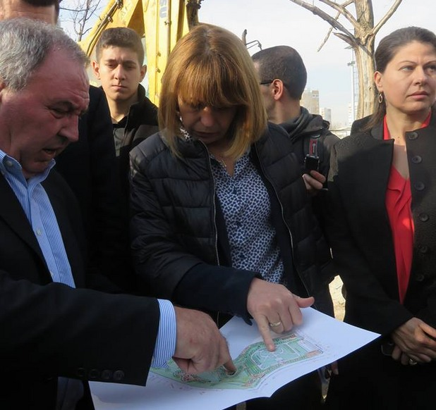 Йорданка Фандъкова - София