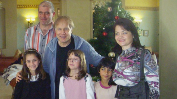 ричард клайдерман и sos приемно семейство
