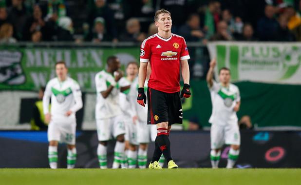 Волфсбург - Юнайтед 3:2