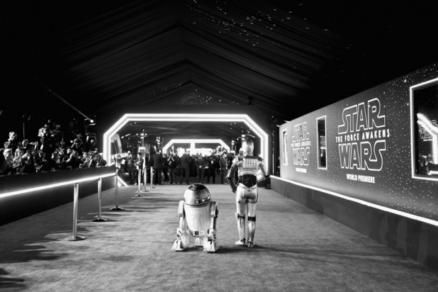 премиерата на star wars 7