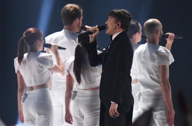 Европейски поп Loïc Nottet