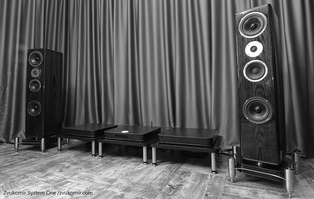 звукомир аудио система System One