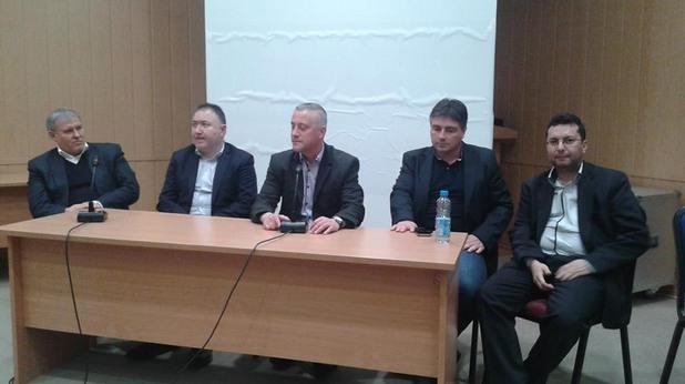 СДС се събра на среща в Хисаря