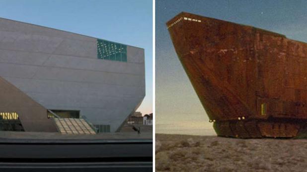 star wars сгради