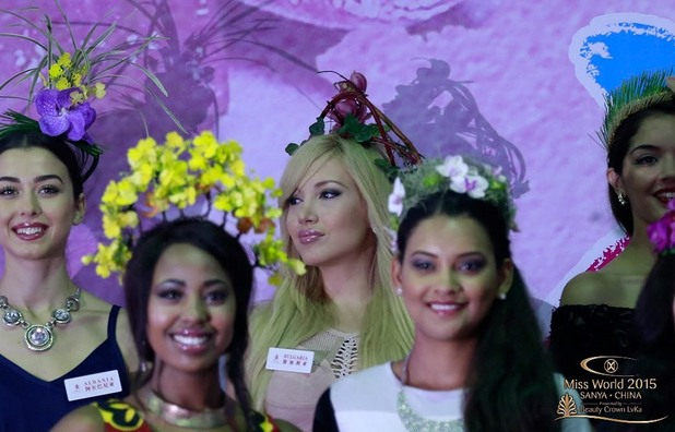 венета кръстева на мис свят 2015