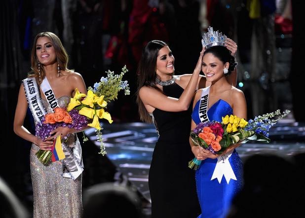 Победителката: Мис Филипини , Пиа Алонсо Вурцбах