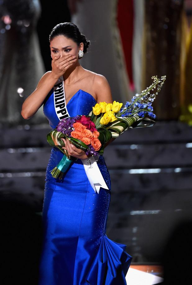 Мис Филипини , Пиа Алонсо Вурцбах