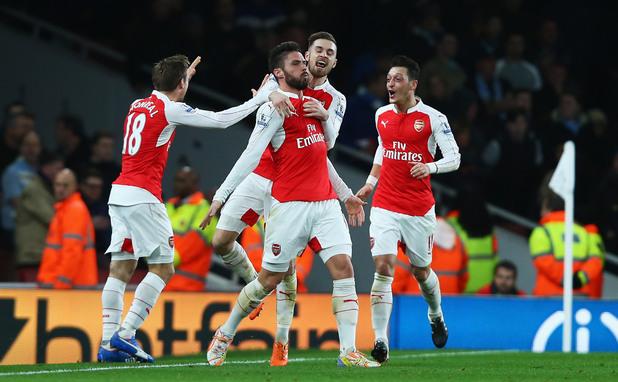 Арсенал - Сити 2:1