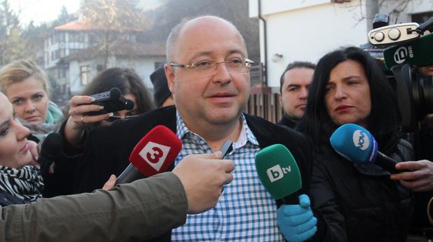 Днес, 24 декември, се провежда извънреден Централен съвет на ДПС в резиденцията на Ахмед Доган в Бояна, София.