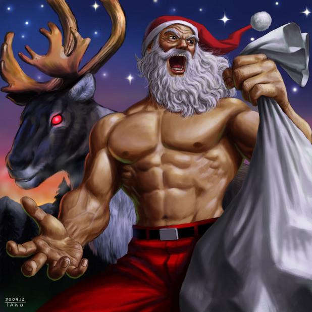 батка, мускули, фитнес