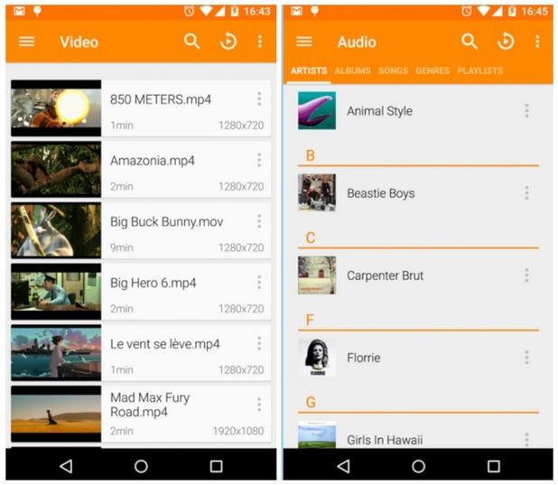 Приложения на 2015 - VLC