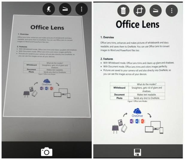 Приложения на 2015 - Offive lens