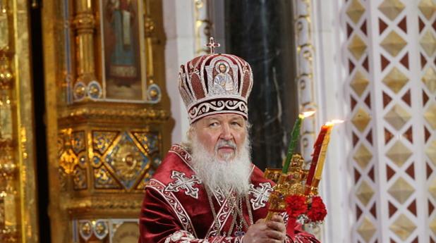 Руският патриарх Кирил