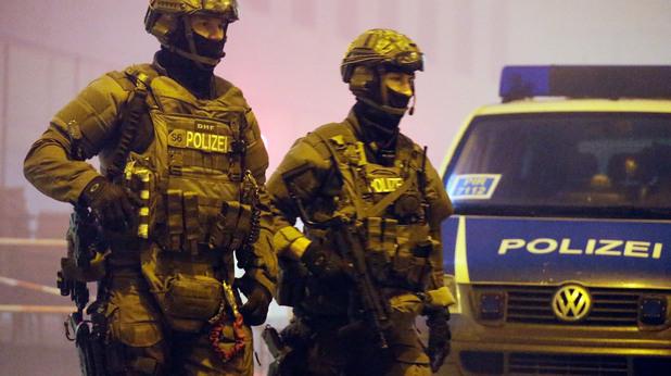 полицията в мюнхен