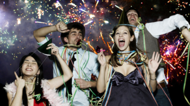 парти за нова година