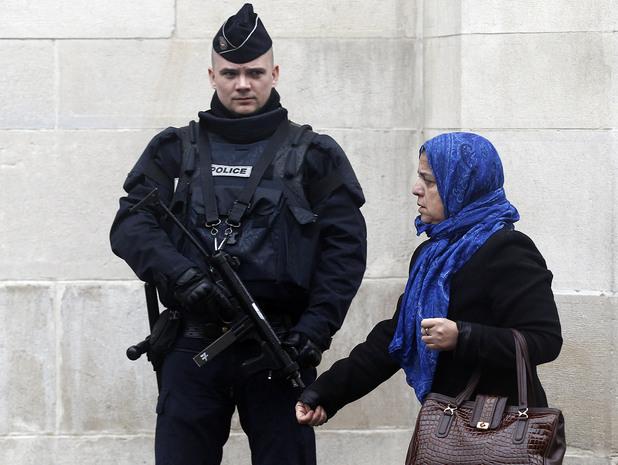 париж, джихад