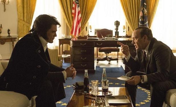 Елвис срещу Никсън