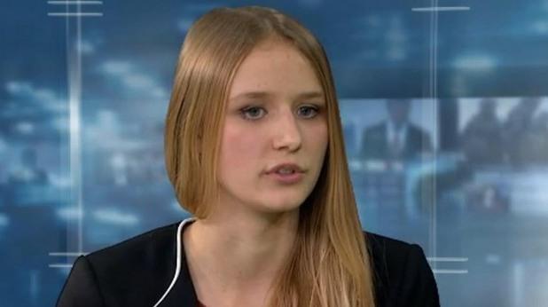 мишел - една от жертвите на нападенията в кьолн на нова година