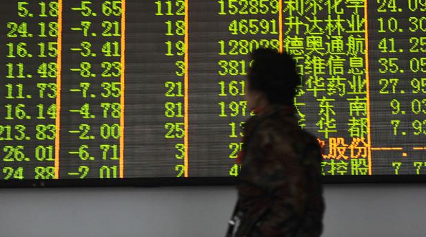 борса в китай