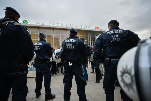 полицията в кьолн