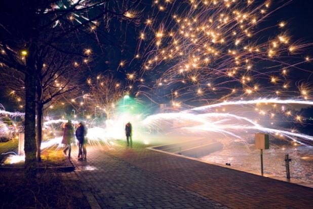 хелзинки, Нова година