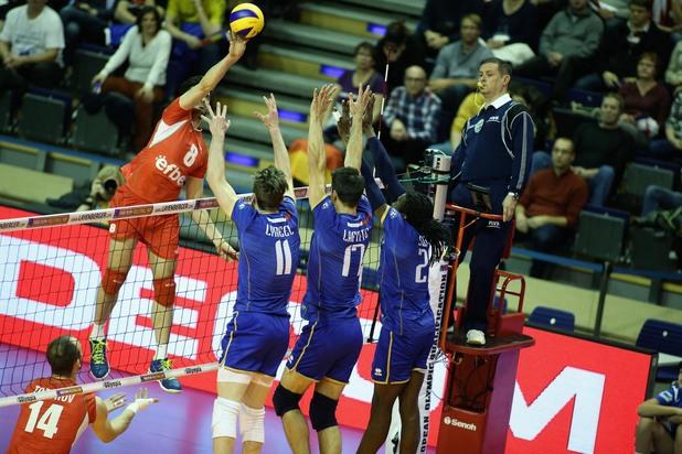 волейбол, национален отбор