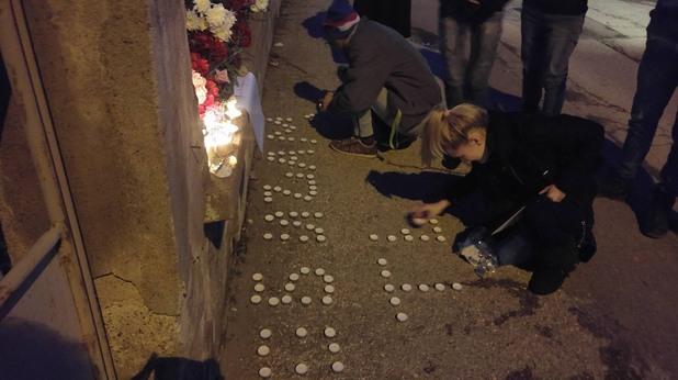 враца, мястото на убийството на 18-годишния тодор йорданов