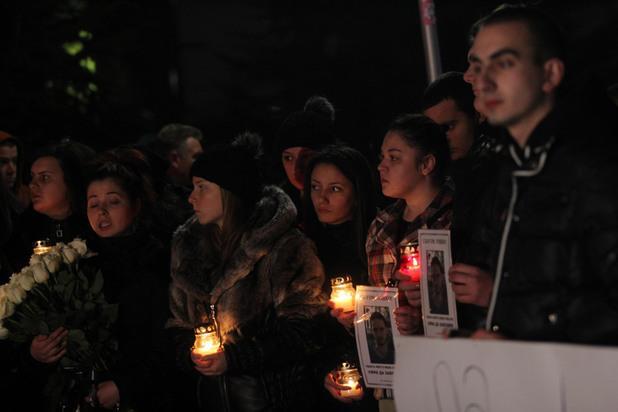 протест във враца