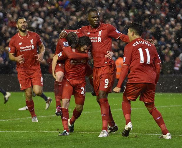 Ливърпул - Арсенал 3:3
