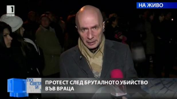 Иво Никодимов се разстройва по време на ефир
