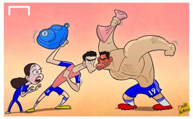 карикатури,карикатури 2016,футболни карикатури