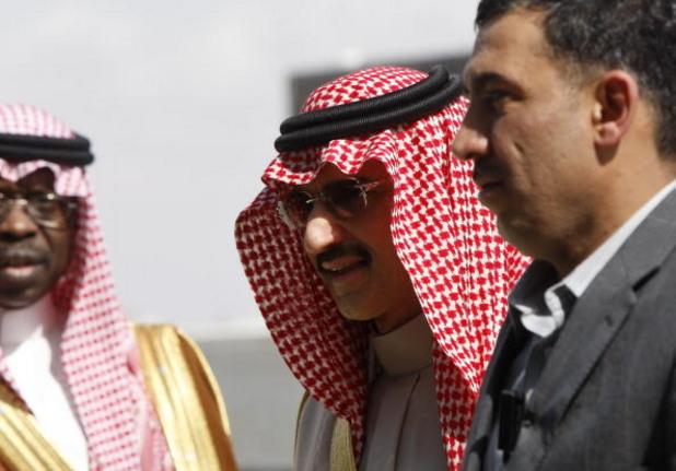принц Ал-Уалид бин Талал