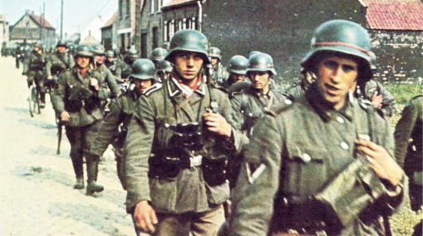 втора световна война, хитлер, германия, съюзници