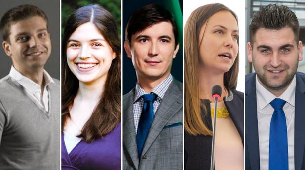 Българите в 30 до 30 на Forbes