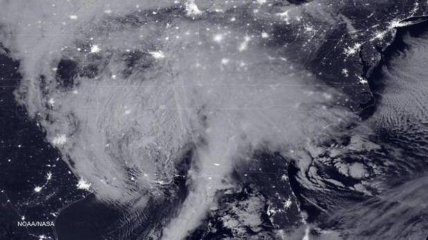 буря, Blizzard2016