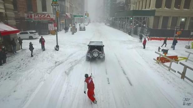 сноуборд ню йорк