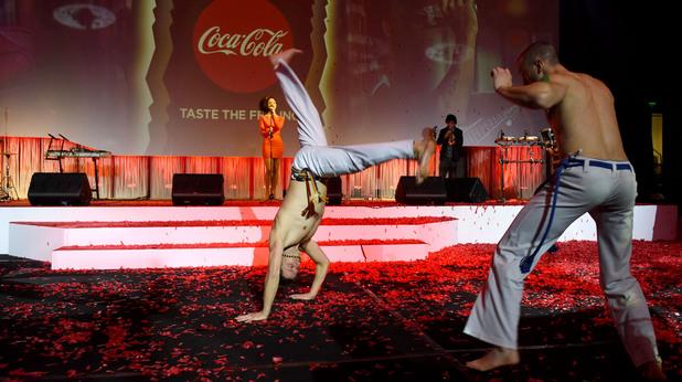 coca cola party