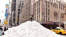 Снежна буря в САЩ