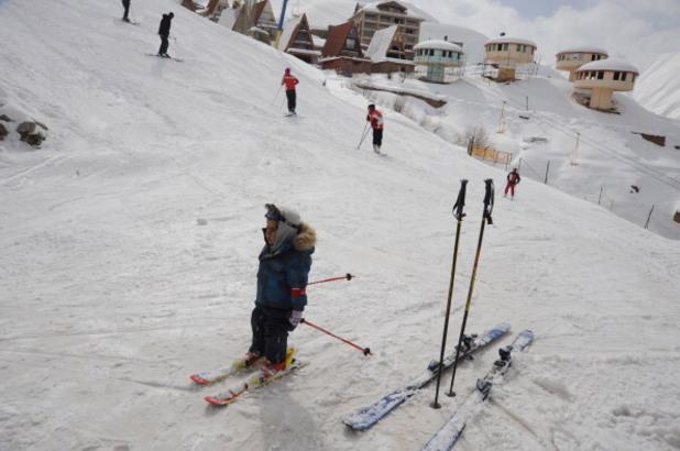 ски, иран