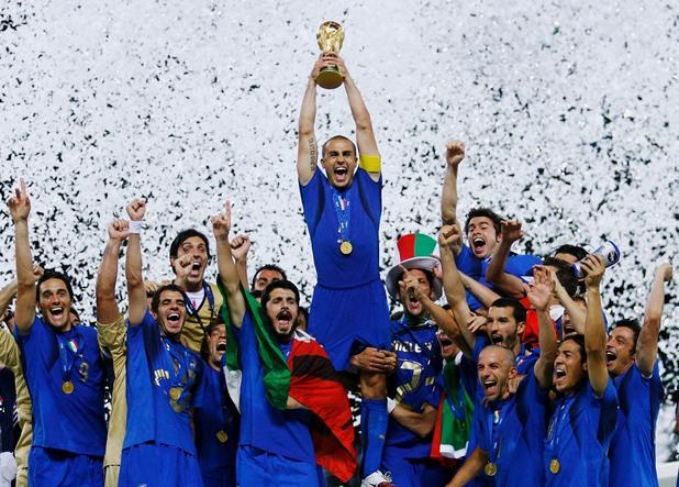 италия, мондиал 2006, световен шампион, франция, финал